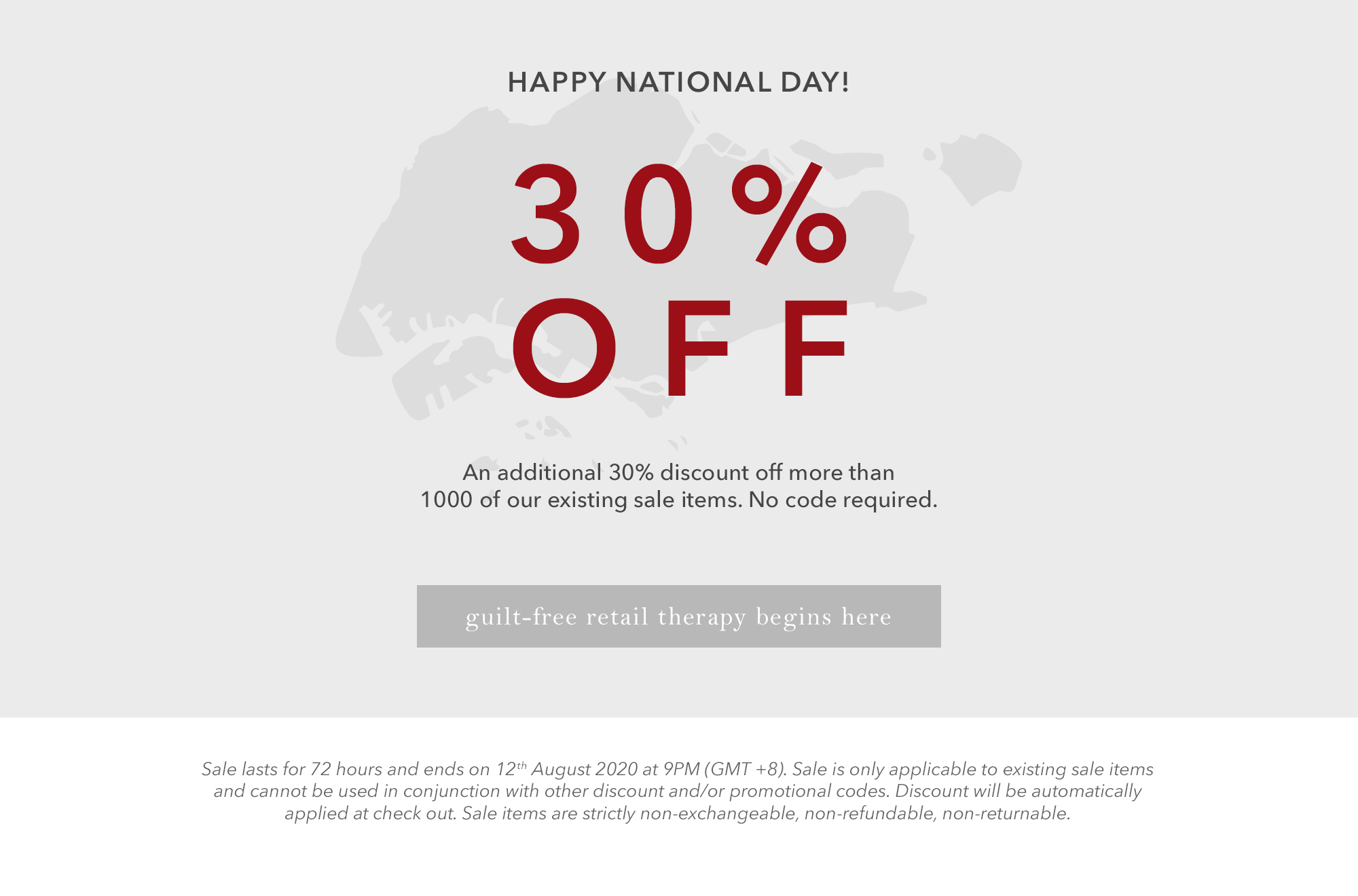 National Day Sale 2020